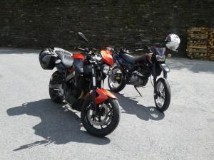 BMW und Suzi